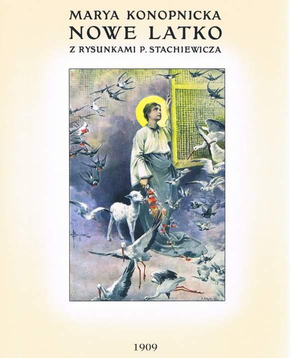 Książka Nowe latko